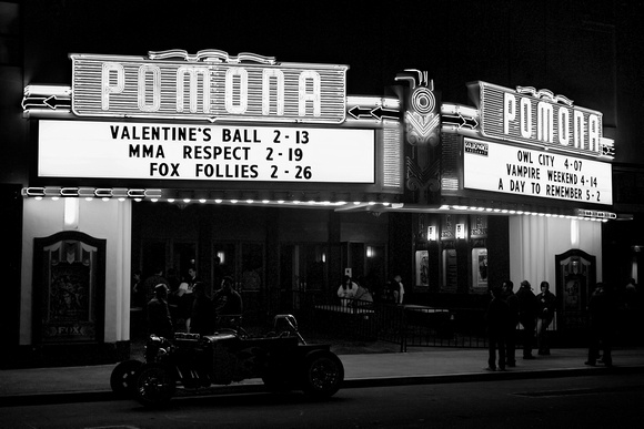 The Pomona Fox Theatre